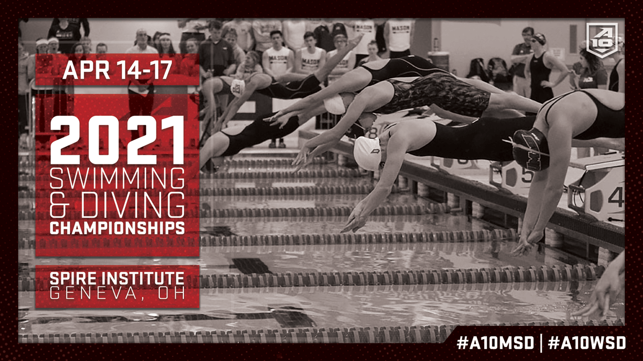 A10 Championship Swimming and Diving event will be hosted at SPIRE